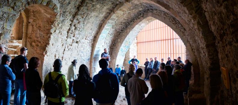 El castell de Montsoriu celebra els cinc anys d'obertura al públic ampliant-ne horaris i dies