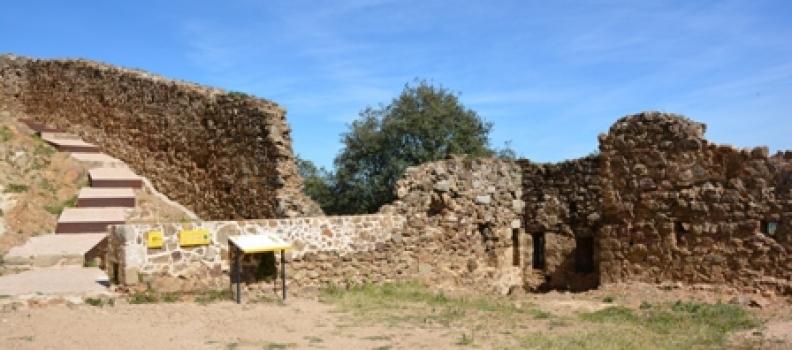 S'inicien les obres del nou edifici de serveis del castell de Montsoriu